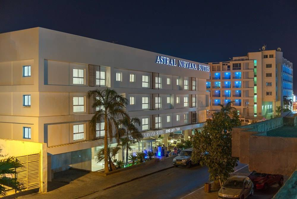 Astral Nirvana Hotel Suites