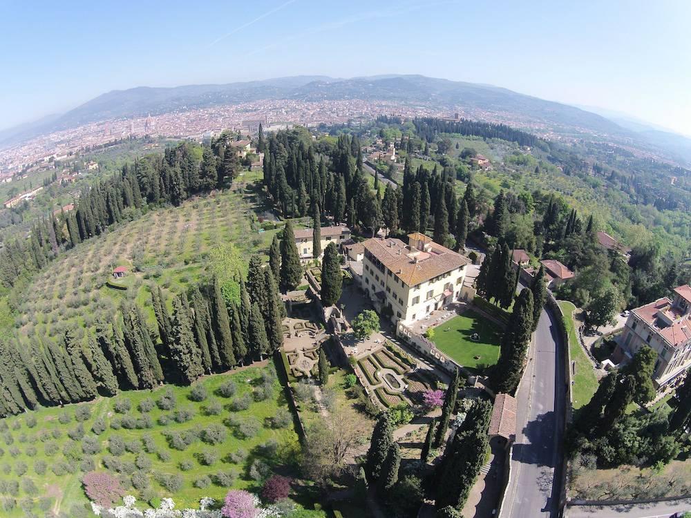 Hotel Villa Agape - Art Hotel in Florence