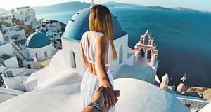 Pacote Atenas + Santorini