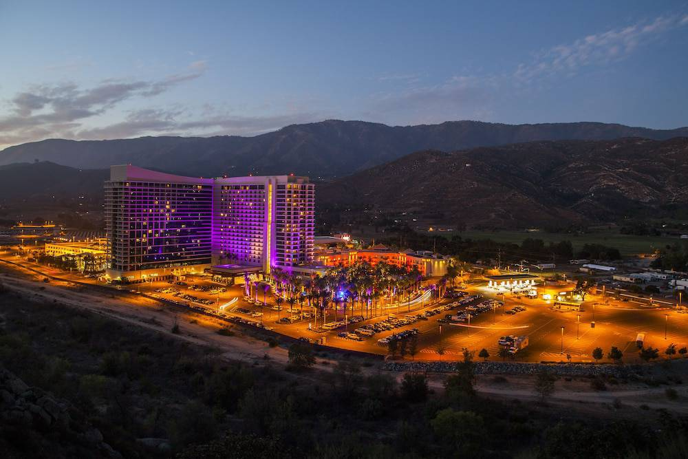 Harrah's Resort Southern California